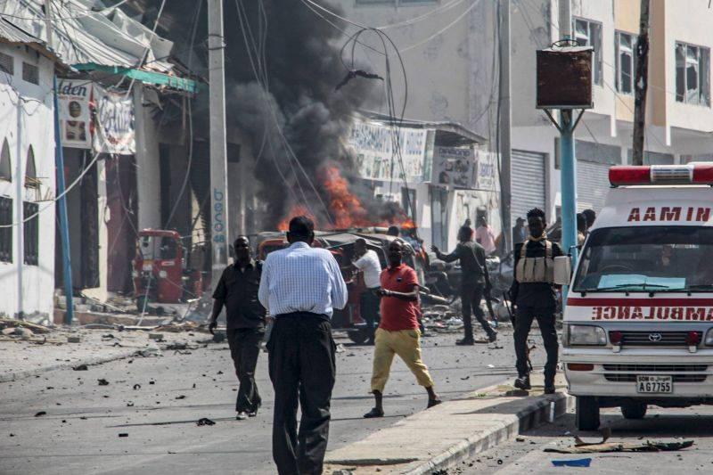 Neuf morts dans un attentat-suicide à Mogadiscio