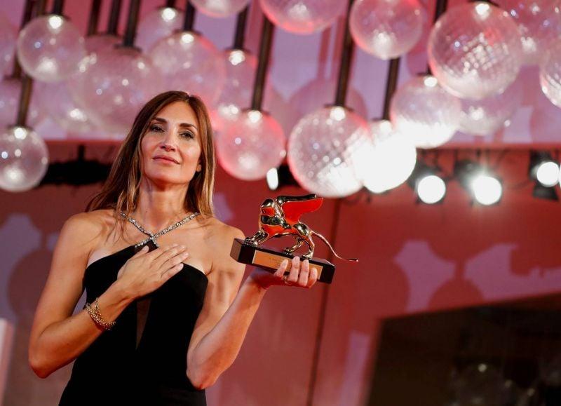 La Franco-libanaise Audrey Diwan sacrée à Venise
