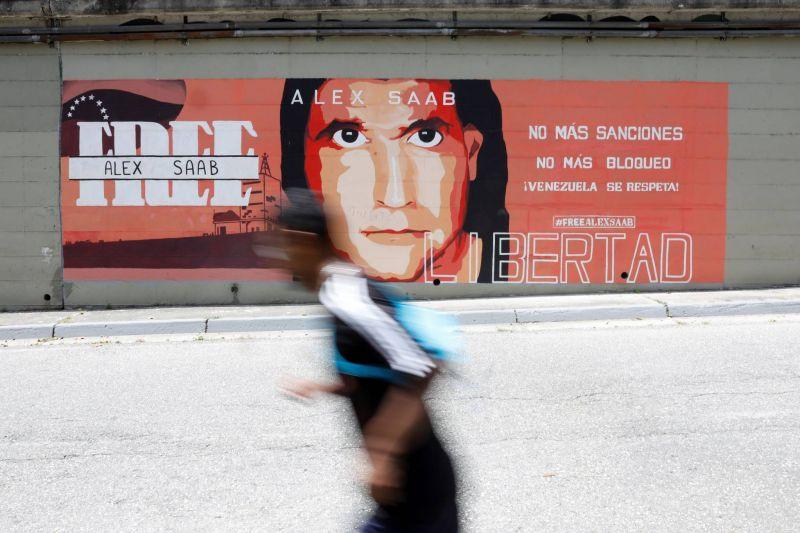 Au Venezuela, l'irrésistible ascension d'Alex Saab, Colombien d'origine libanaise, des porte-clés à la diplomatie