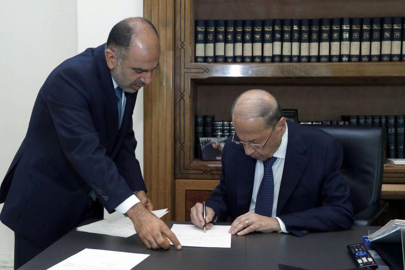 Le Liban se dote d'un nouveau gouvernement, après plus d'un an d'attente