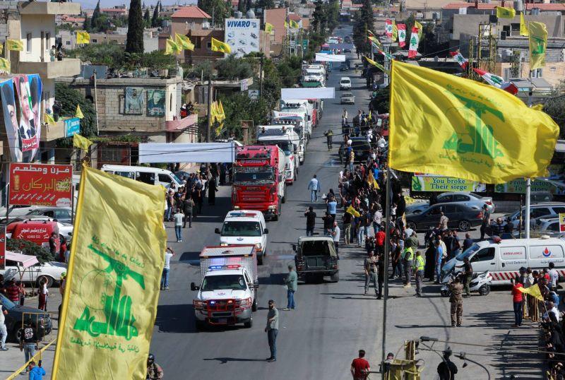 Le fuel iranien acheminé par le Hezbollah est arrivé au Liban