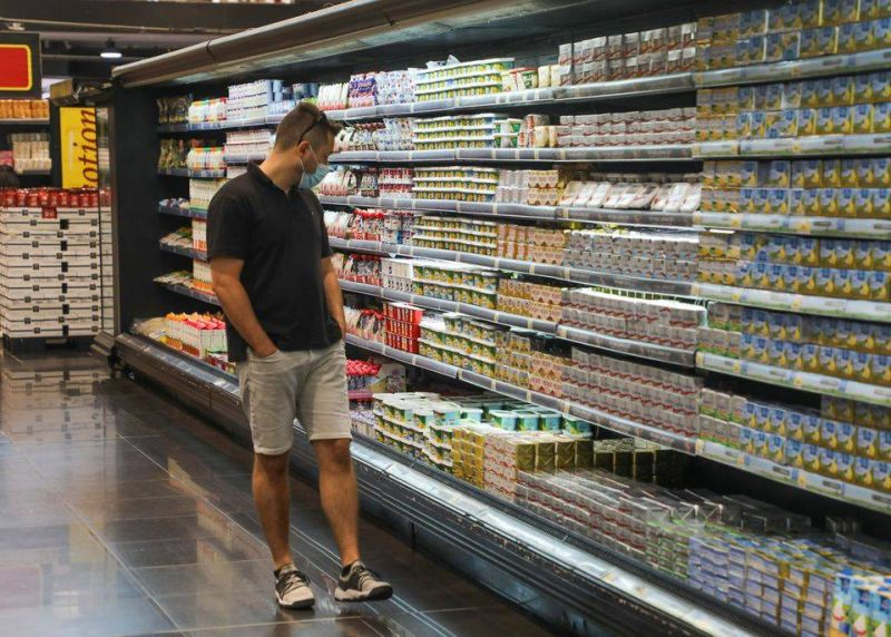 Year-on-year inflation more than doubled in July, government data show