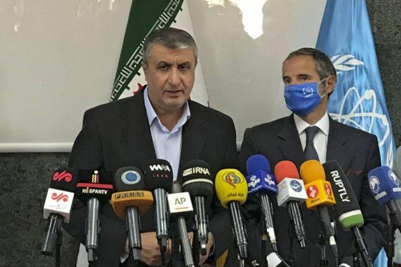 L'AIEA parvenue à un accord avec l'Iran sur le matériel de surveillance