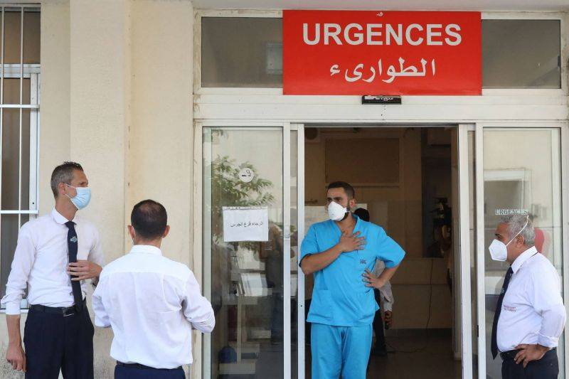 Lebanon's hospital sector calls on the international community to come to its aid