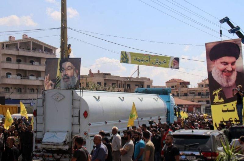Téhéran : L'envoi de carburant iranien est une opération