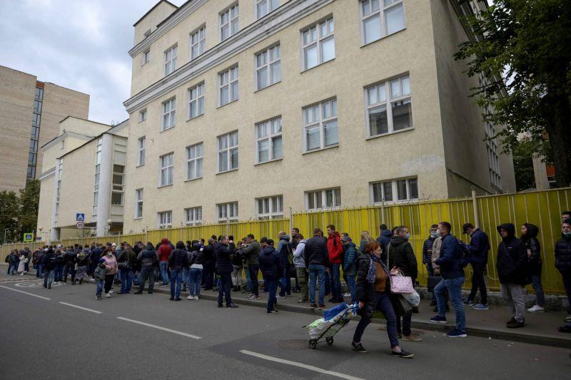 Au 1er jour des législatives en Russie, l'application électorale de l'opposition supprimée
