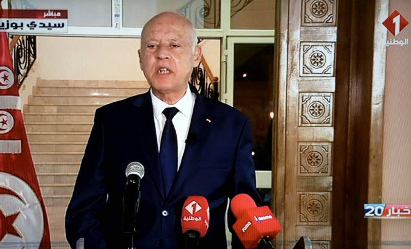 Nouvelle arrestation d'un député hostile au président Saied