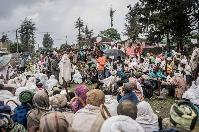 Des réfugiés érythréens victimes de «crimes de guerre» au Tigré