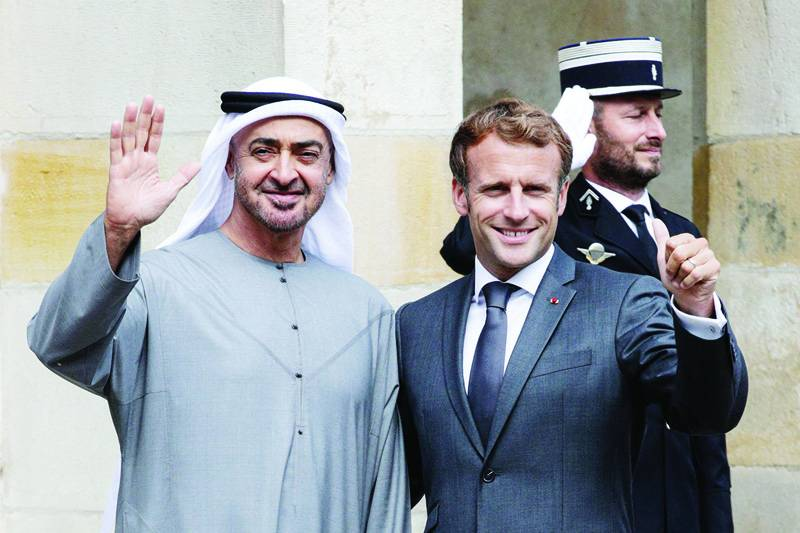 MBZ veut renforcer ses liens avec Paris et Londres