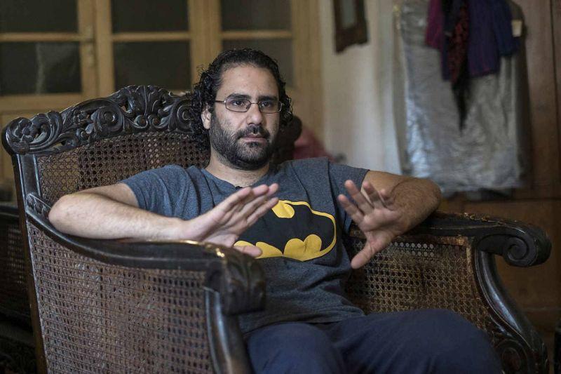La détention sans fin de Alaa Abdel Fattah