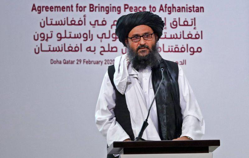 Un mois après la prise de Kaboul, les talibans face au défi de l'unité