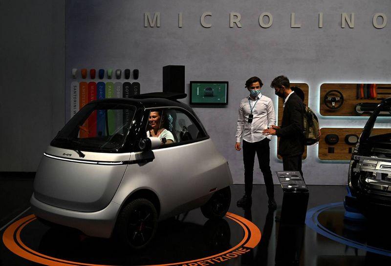 Économiques et minuscules: ces voitures électriques pensées pour les centres-villes...