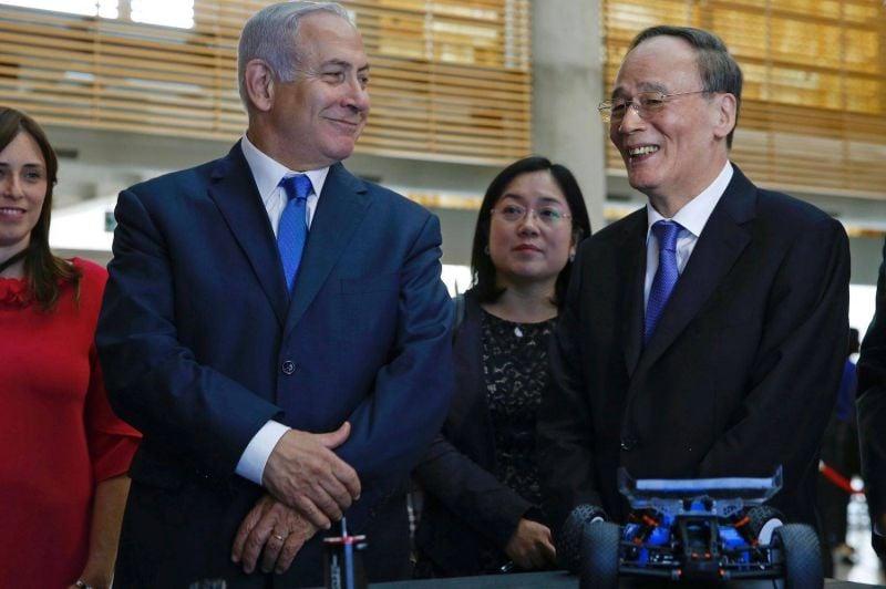 Chine-Israël, l'histoire d'amour contrariée