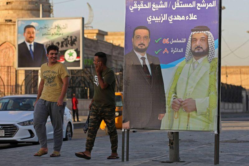 À Bagdad avant les législatives, indifférence et désillusion