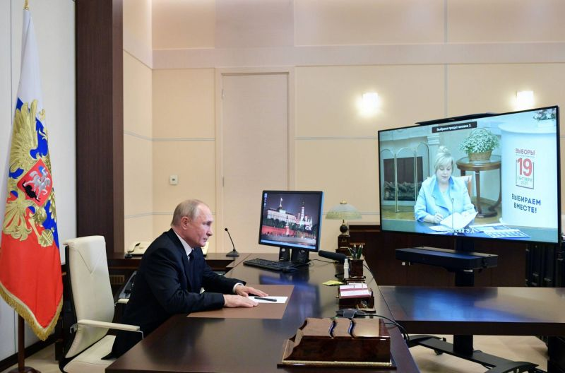 Le Kremlin se targue d'une supermajorité aux législatives