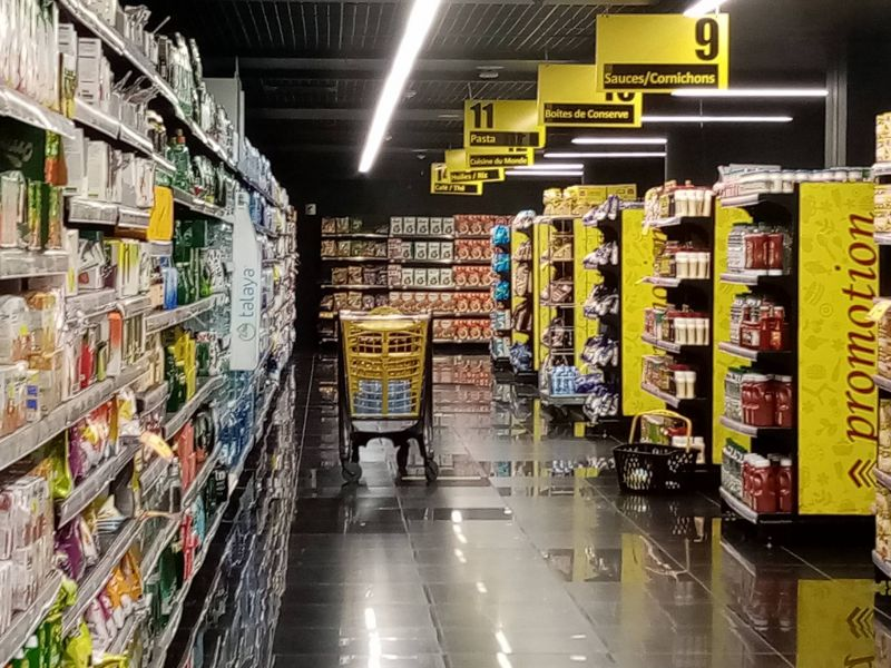 Au Liban, les prix à la consommation en hausse de 137,75% en août