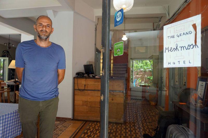 Michel Chebli, le changement dans la sérénité