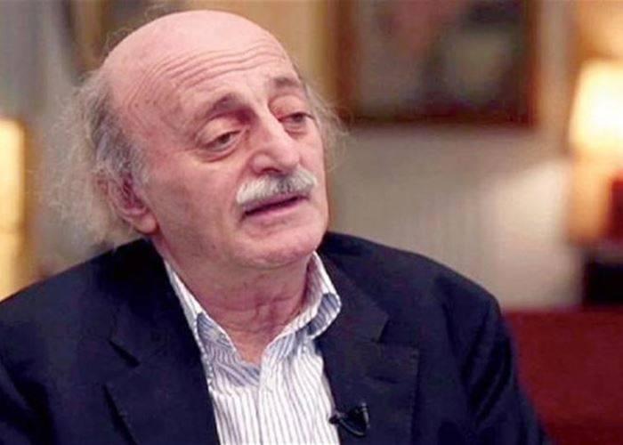 Joumblatt s'en prend à Abbas Ibrahim
