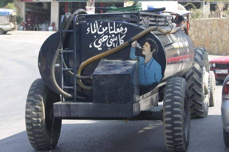 La distribution d'eau potable, victime collatérale des pénuries de carburant