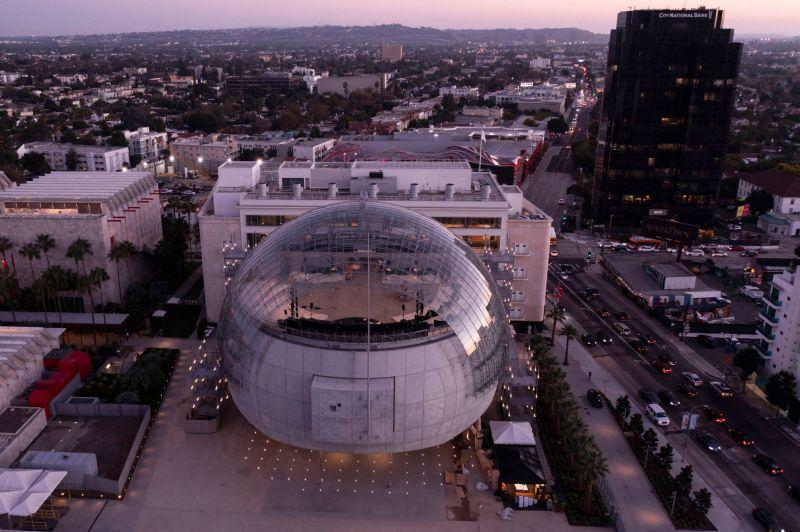 Los Angeles ouvre son musée des Oscars
