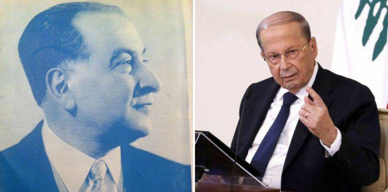 Why Fouad Chebab and Michel Aoun are almost exactly the opposite