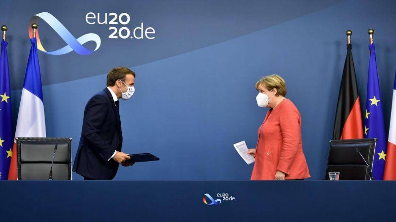 Face à des défis existentiels, l'UE craint le vide de l'après-Merkel