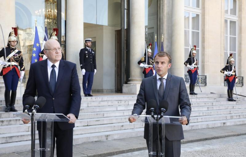 Macron met Mikati face à ses responsabilités: réformes et législatives