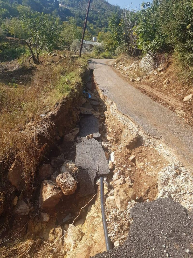 Des inondations provoquent des dégâts considérables à Kobeyate