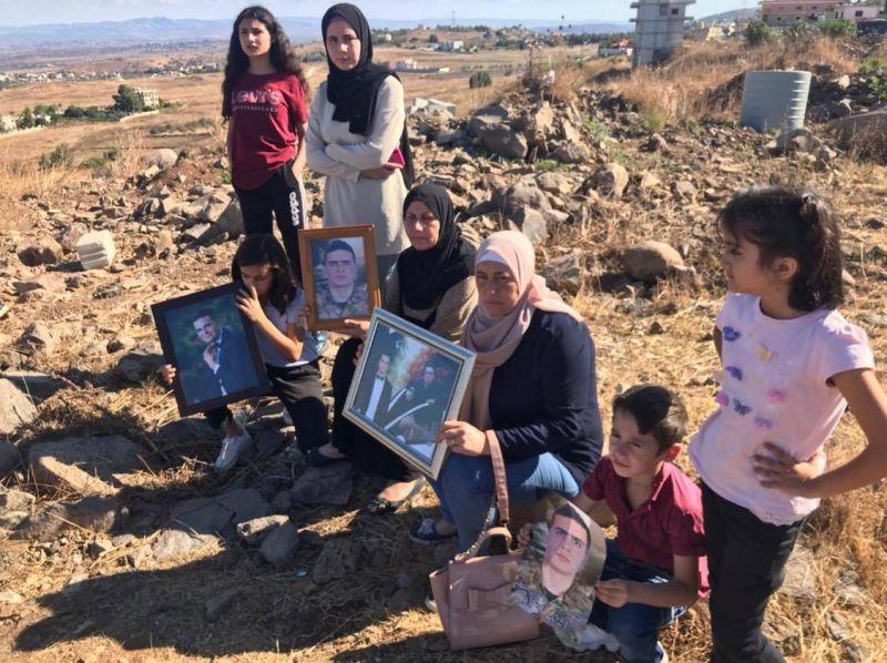 Des proches des victimes commémorent le 40è du drame