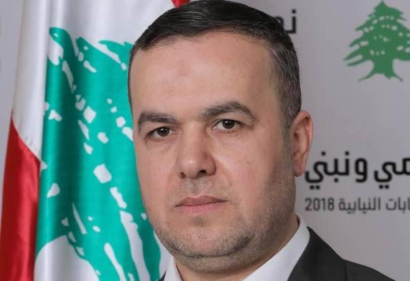 Hassan Fadlallah, député du Hezbollah, appelle le cabinet à ne pas accepter de