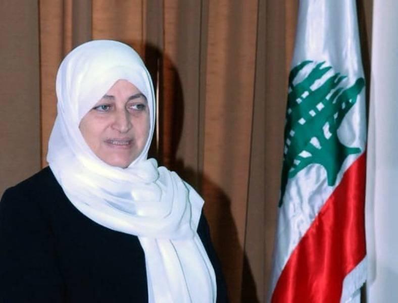 Bahia Hariri : Le courant du Futur accorde sa confiance au gouvernement pour