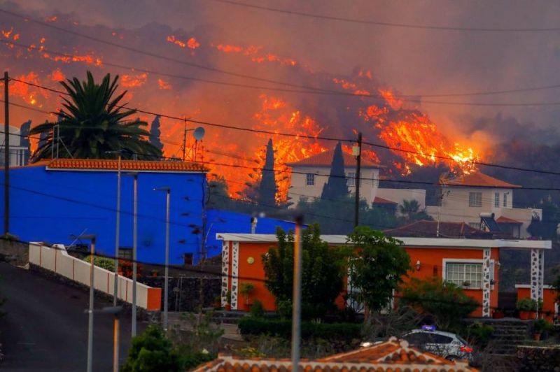 Une centaine de maisons détruites, 5.000 personnes évacuées