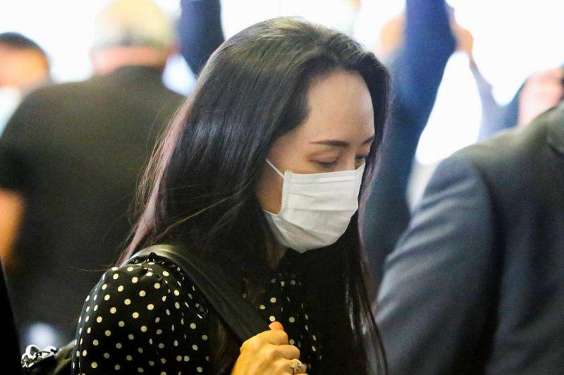 Fin d'une saga : la dirigeante de Huawei quitte le Canada, deux Canadiens libérés en Chine
