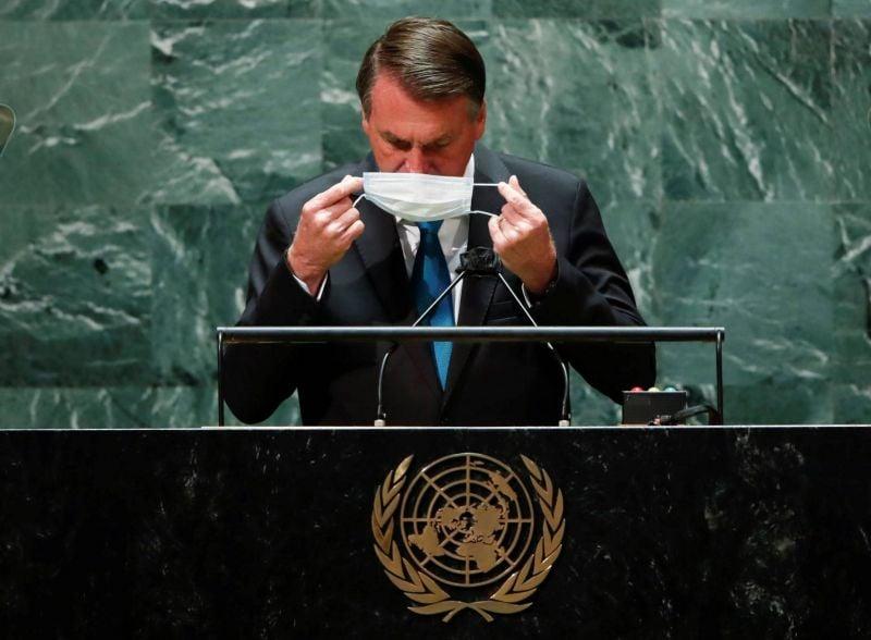 Bolsonaro à l'ONU : pour la vaccination mais contre un passeport sanitaire