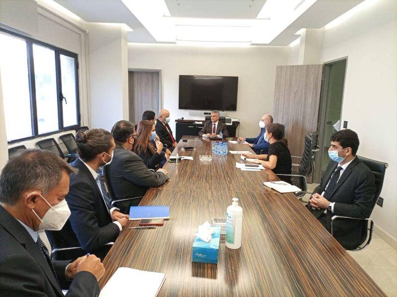Le secteur de l'électricité en tête de l'ordre du jour de la Banque mondiale au Liban