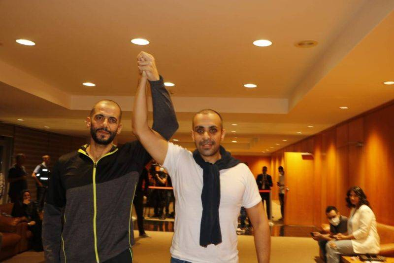 Two Lebanese released from detention in the UAE return home