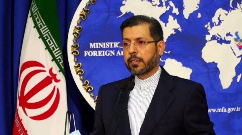 L'Iran parle de