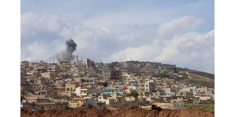 Onze combattants pro-Ankara tués dans des raids russes
