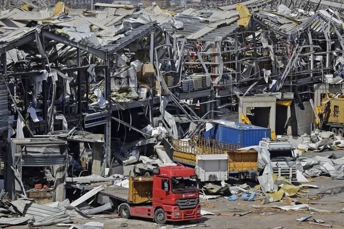 Beirut port truck drivers reach compensation agreement, averting strike