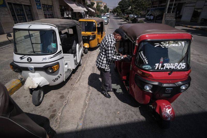On three wheels: Tuk tuks find their place in the Bekaa's transportation sector