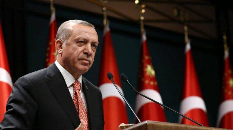 Pour Erdogan, la Turquie n'est
