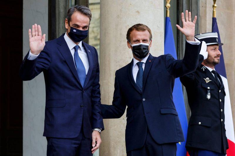 La France vend des frégates à la Grèce après le fiasco australien