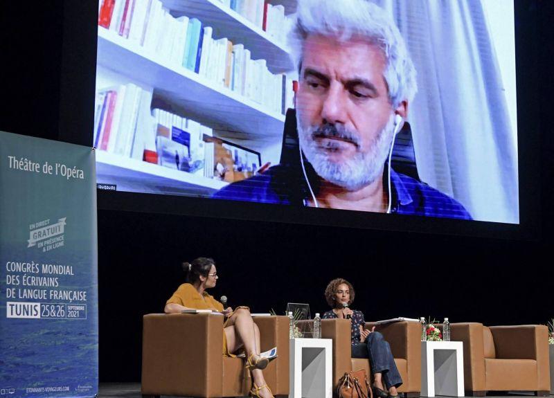 Au congrès d'écrivains à Tunis, le français libère, mais frustre parfois