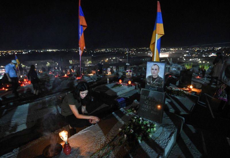 Un an après la guerre au Karabakh, des soldats traumatisés et stigmatisés