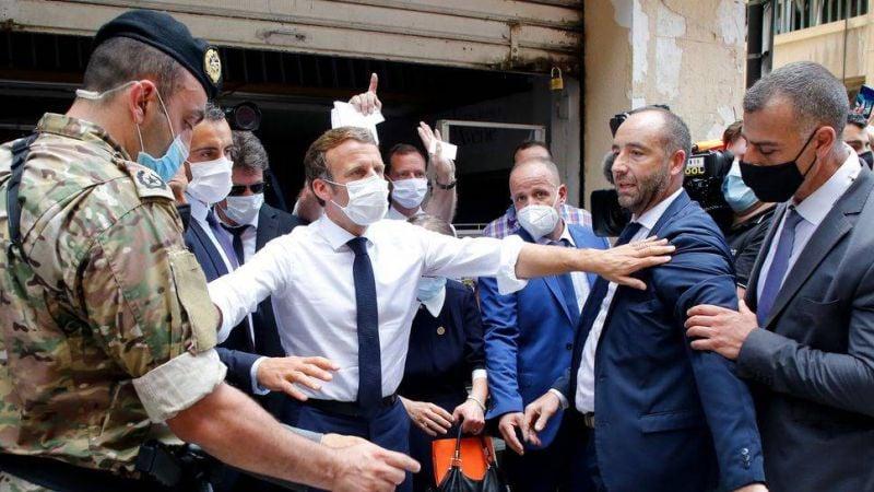 Le salut du Liban ne viendra pas de l'étranger