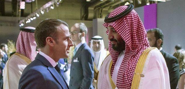Entretien Macron-MBS: pas de brèche dans le mur du désengagement saoudien