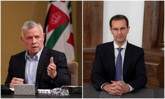 Entretien téléphonique Assad-Abdallah II, le premier en 10 ans