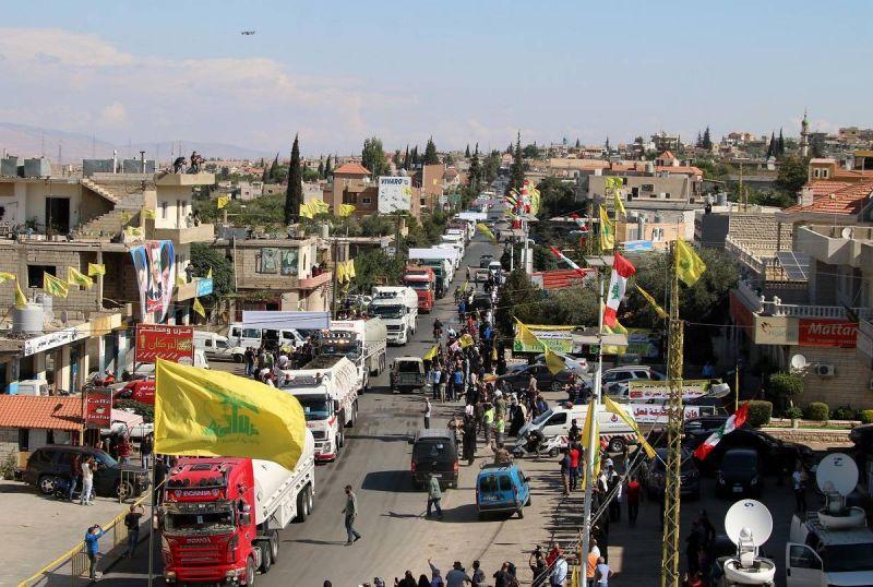 Où et comment a été distribué, jusqu'à présent, le fuel iranien au Liban ?