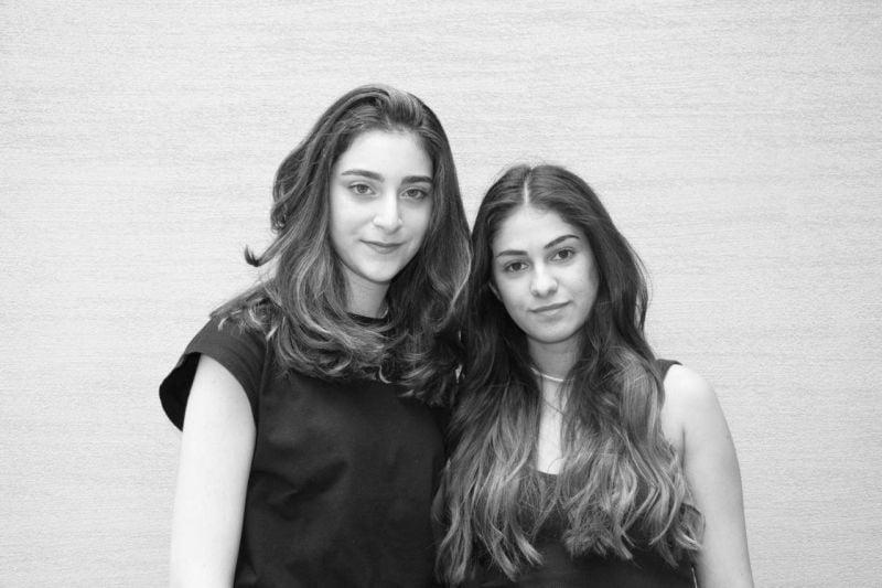 Deux étudiantes de l'ALBA transportent Beyrouth à la Dutch Design Week