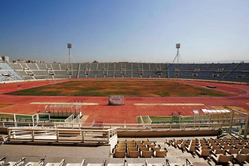 Le Liban forcé de jouer à l'extérieur pour cause de terrains en décrépitude